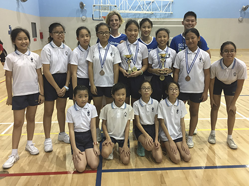 Mid - Year TFEC Interschool Tournament